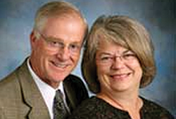 Dr. T.A. and Maureen Schultz